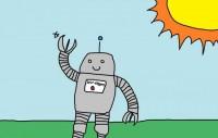 friendly-robot